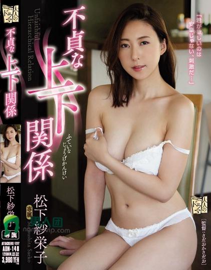 松下纱荣子(松下紗栄子)个人精彩作品【ADN-148】资料详情